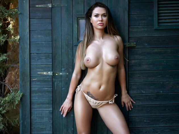 Outdoors Outdoor Beauties Justyna Rules Tube8 1